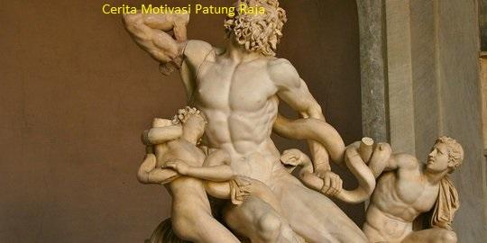 Cerita Motivasi Patung Raja